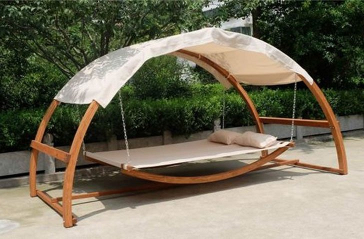 Leasure Season Swing Bed