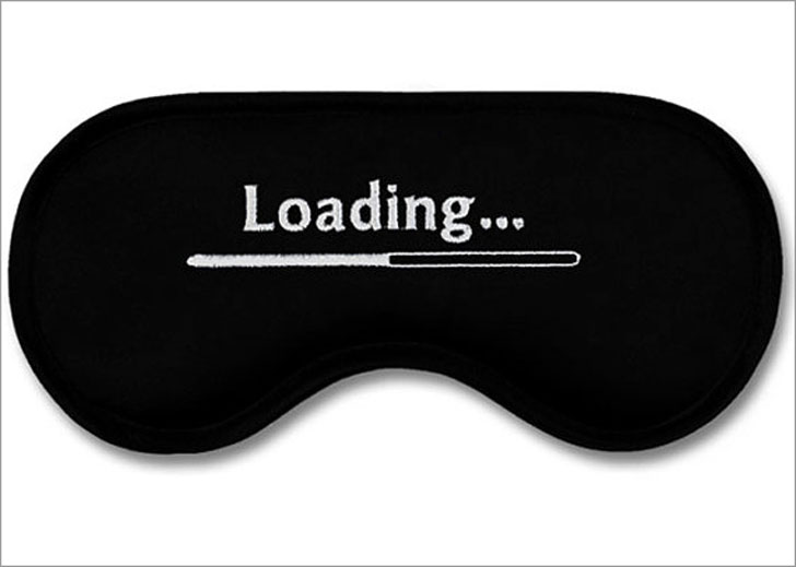 Loading - Sleeping Mask - Cute sleeping masks