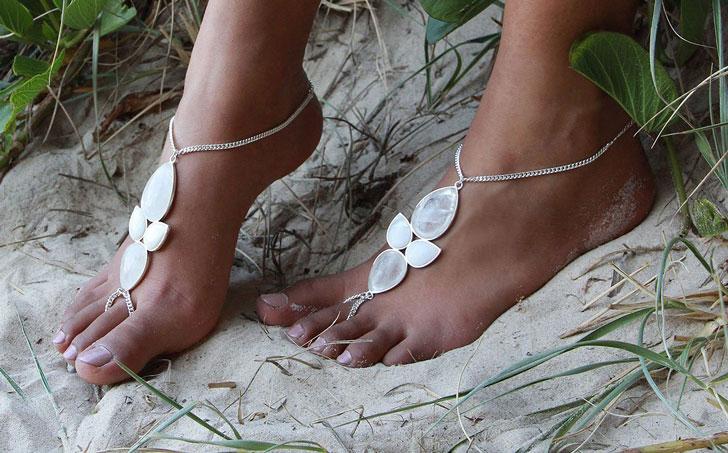 Luna Light Barefoot Sandals
