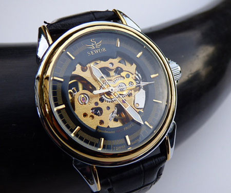 Luxury Mechanical Wrist Watch