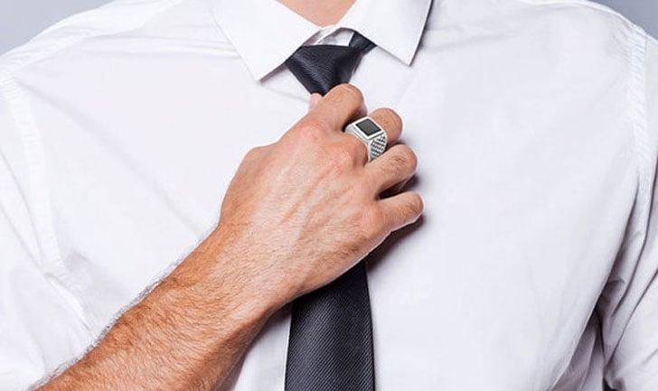 Men's Onyx Statement Ring - Men's Gemstone Rings