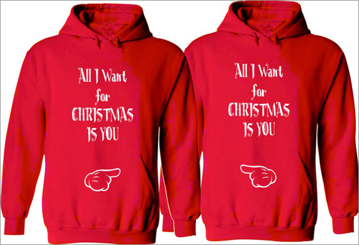 Mommy & Daddy Couples Hoodies