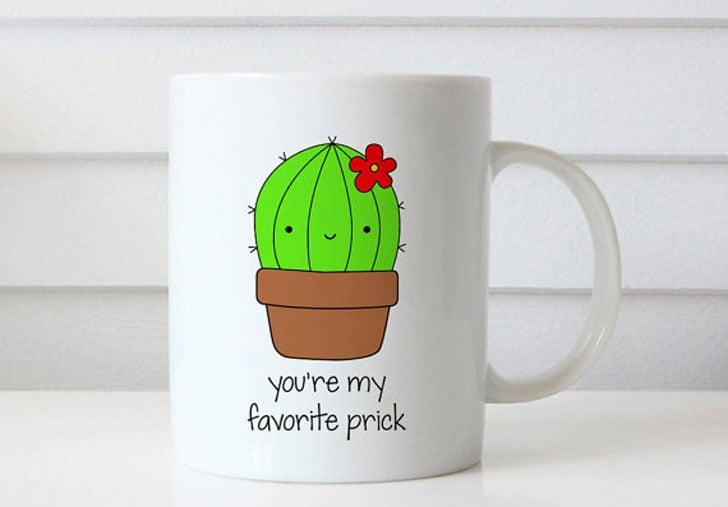 My Favourite Prick Mug - Funny Coffee Mugs