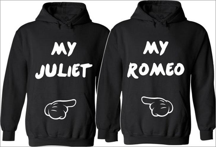 My Romeo and Juliet Hoodies
