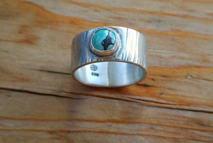 Nevada Turquoise Ring