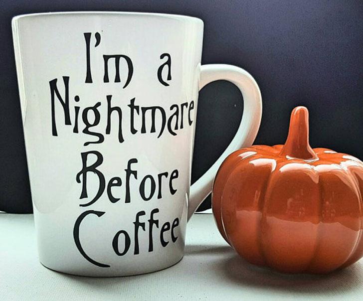 Nightmare Jack Mug