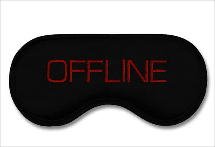 Offline Sleep Mask