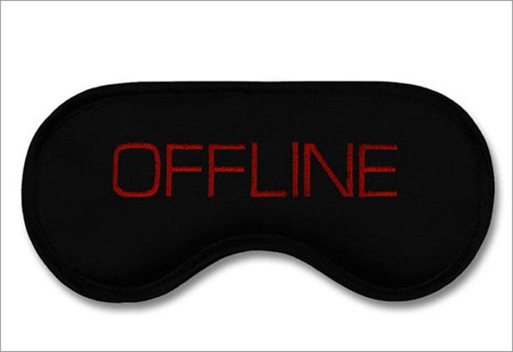 Offline Sleep Mask