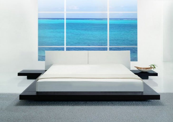 Opal Platform Bed