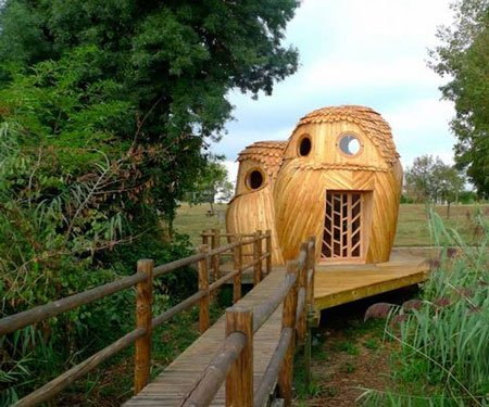 Owl Cabins
