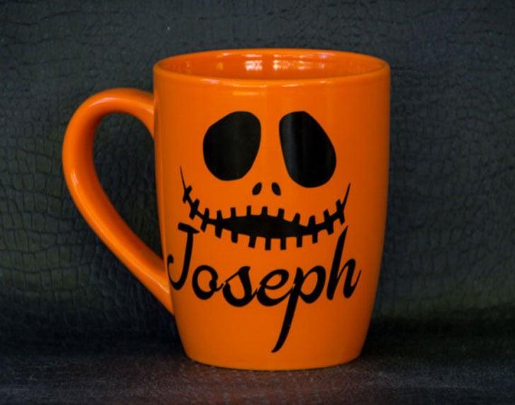 Personalised Halloween Mugs