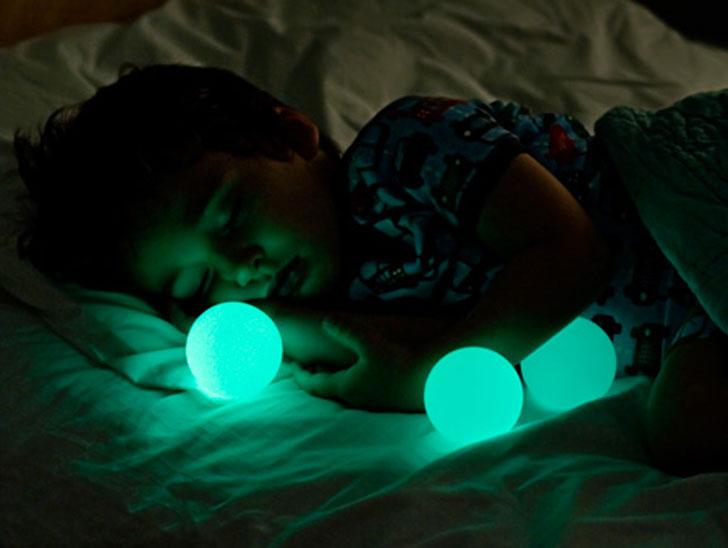 Portable Night Light Globes