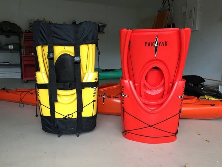 Portable Packable Kayak