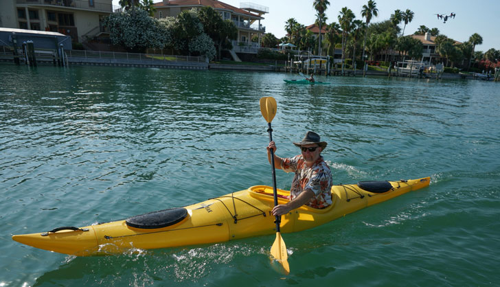 Portable Packable Kayak
