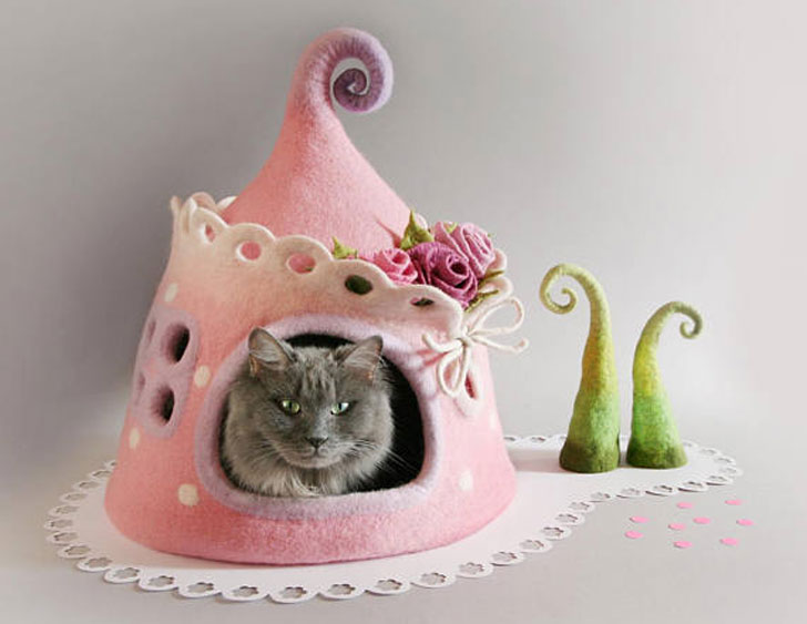 Princess Cat Cave