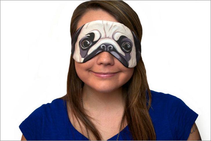 Pug Sleep Mask - Funny Sleeping masks