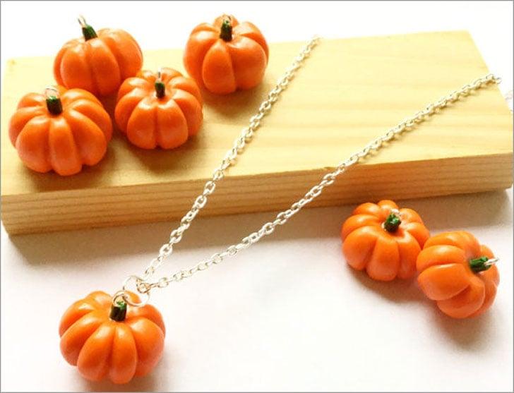Pumpkin Pendants
