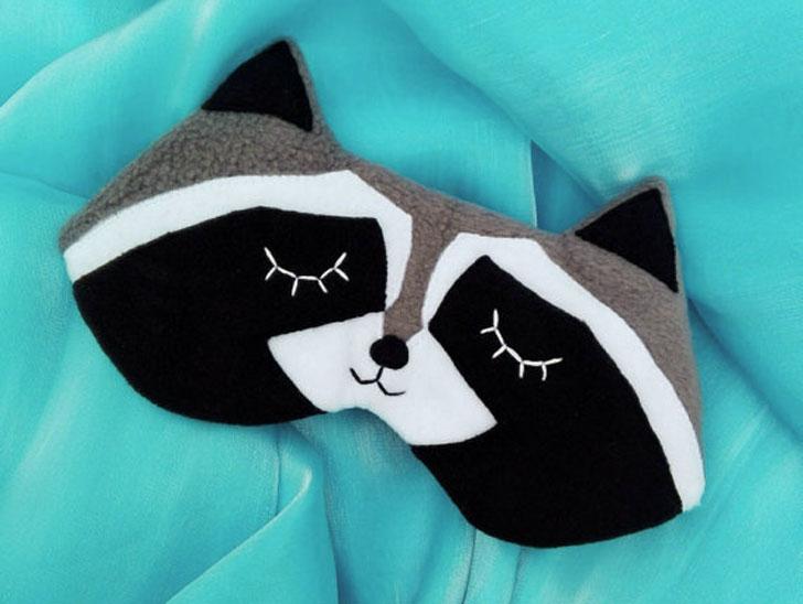 Raccoon Sleep Mask