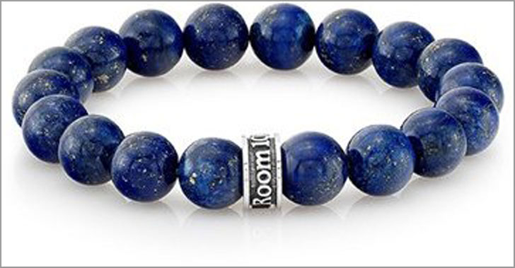 Room 101 Lapis Lazuli Beaded Bracelets
