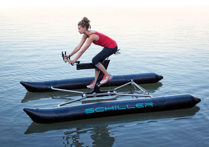 Schiller Water Bikes