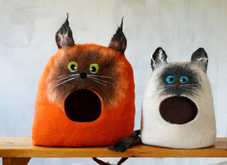 Siamo Cat Caves