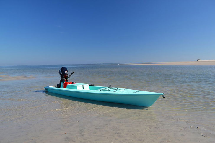 Solo Skiff Kayaks