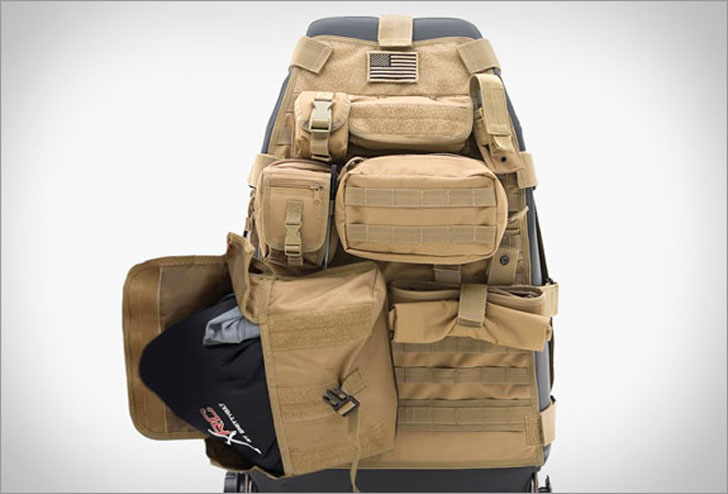 Tactical Gear Seat Covers