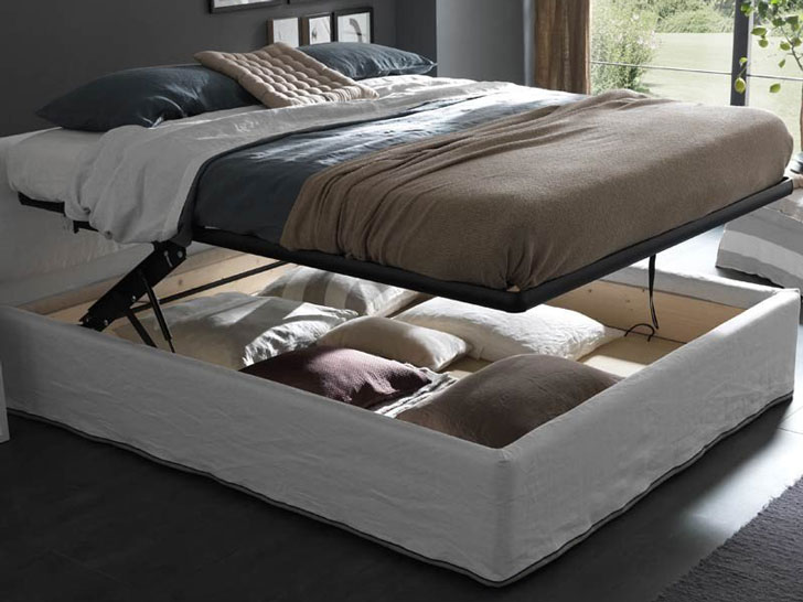 The Iorca Easy Up Chic Bed