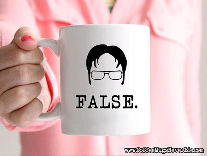 "The Office ""Dwight"" Coffee Mug - Funny Coffee Mugs"