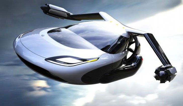 The TF-X Terrafugia Flying Car