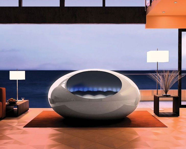 Tranquility Pod Bed -coolest beds