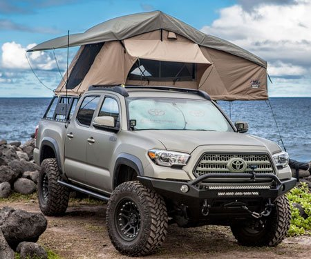 Tuff Stuff Rooftop Camping Tents
