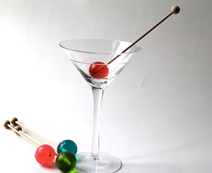 Vodka Lollipops