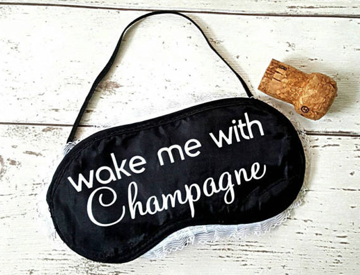 Wake Me with Champagne