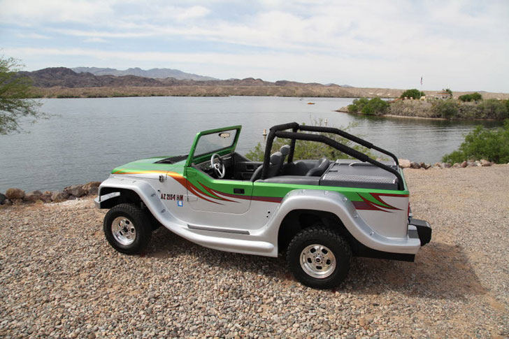 7 Incredibly Cool Amphibious Vehicles You Can Buy