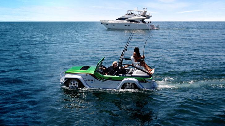 Water Car Panther
