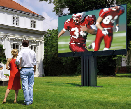 World's Largest Outdoor LED TV