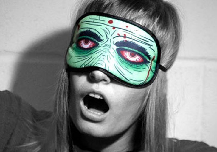 Zombie Sleeping Mask