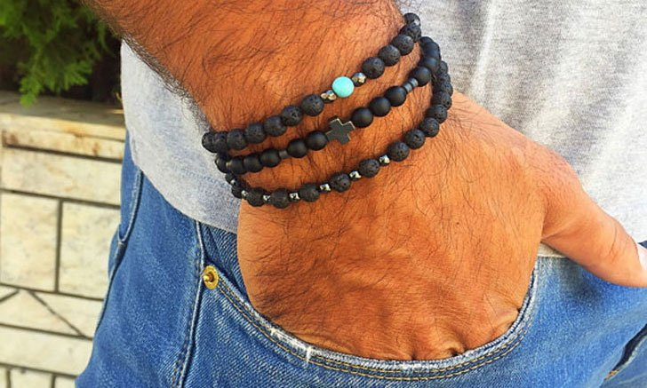 50 Best Men S Beaded Bracelets For Guys