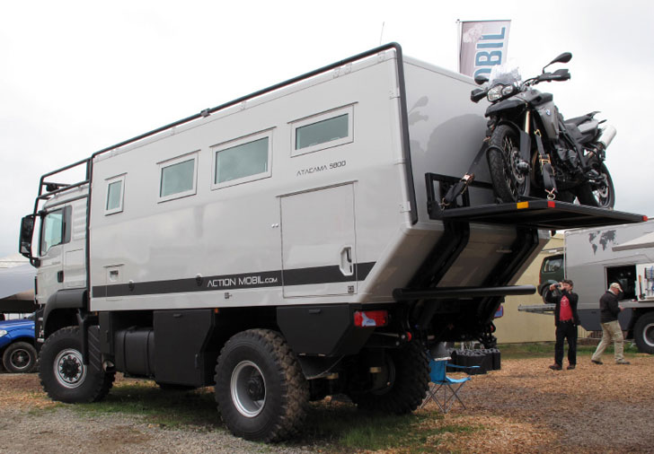 Action Mobil Atacama 7900 Expedition Vehicle