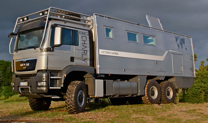 Action Mobil Atacama 7900 Expedition Vehicle
