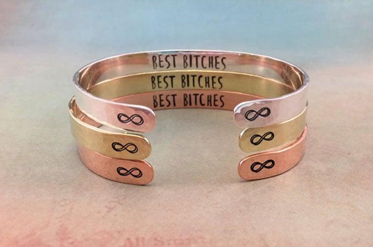 BFF Cuff Bracelets - Best Friend Bracelets