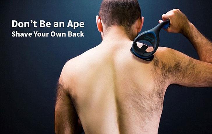 BaKblade Back and Body Shaver