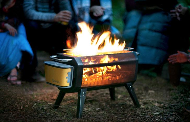 Biolite Fire Pit Awesome Stuff 365