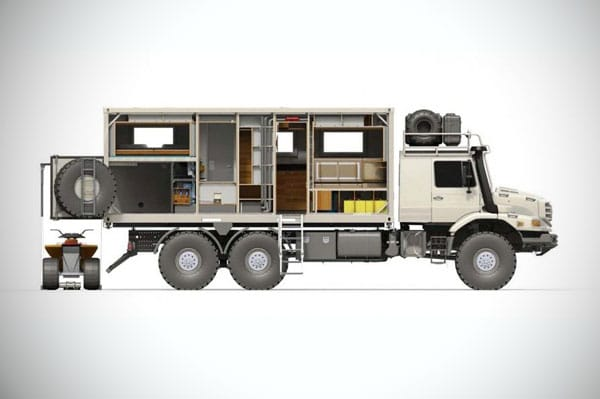 Bliss Mobil Expedition Vehicles