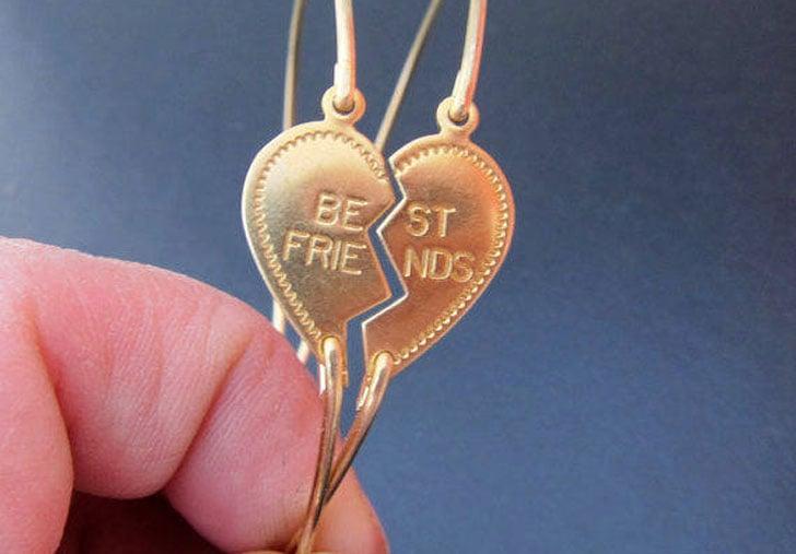 Broken In Half Heart Best Friendship Bracelets - Best Friend Bracelets