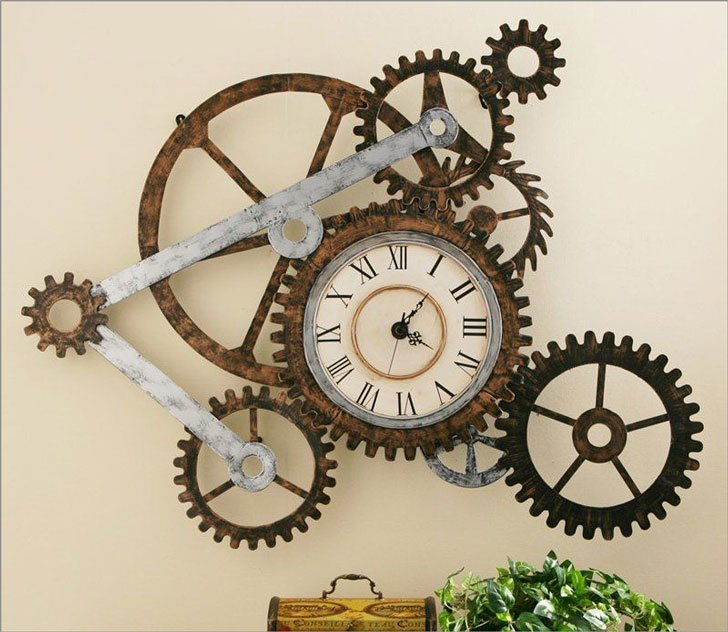 "Chellis 10.5"" Wall Clock"