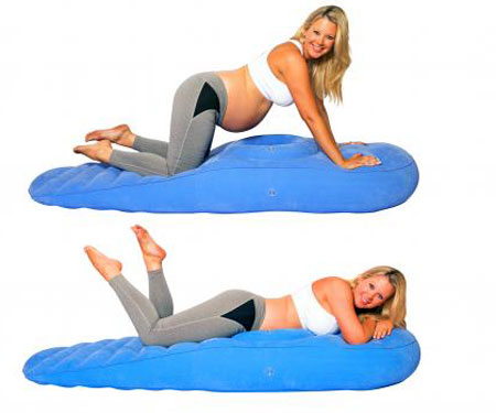 Cozy Bump Pregnancy Pillow