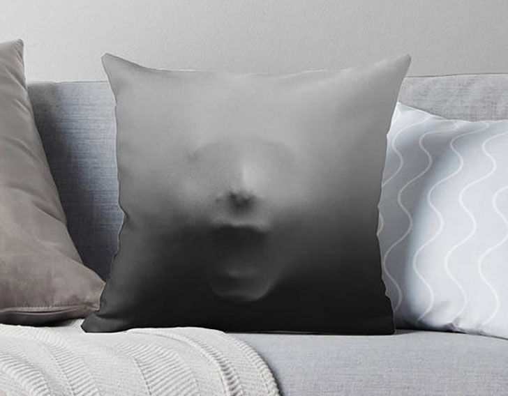 Creepy Halloween Pillows