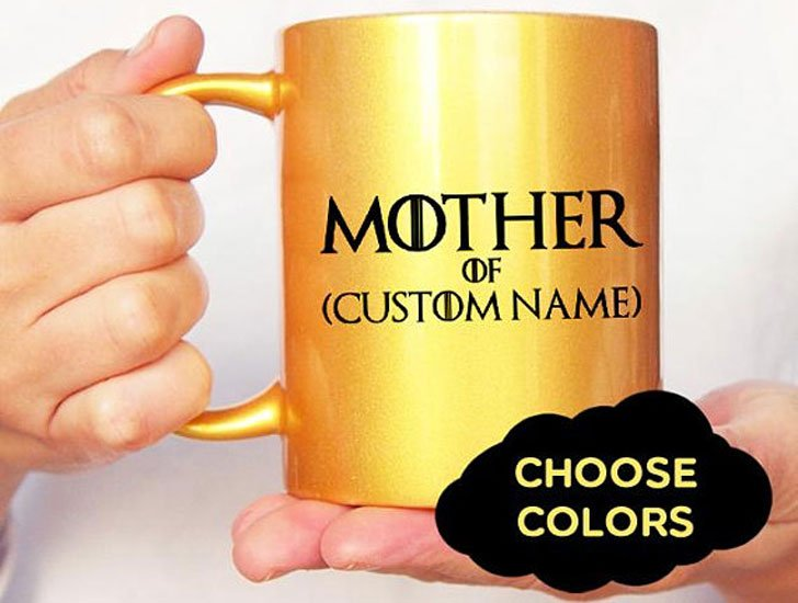 Custom Made Mother Of Mug